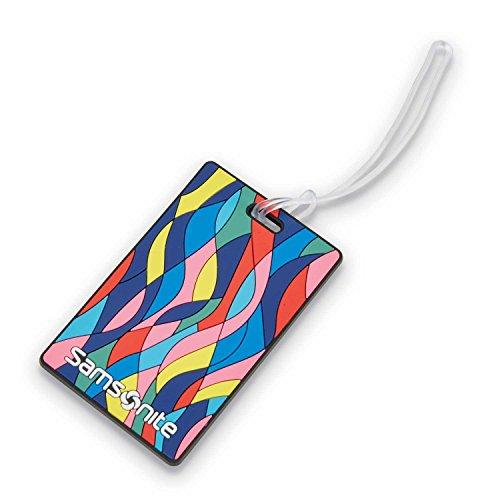 - Samsonite Designer Luggage Id Tags, Vectorfunk