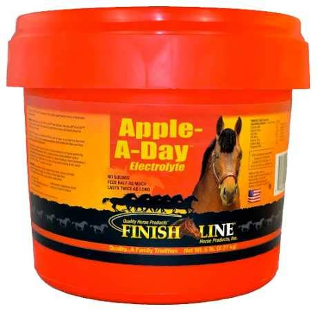 Finish Line Ultra AppleADay Electrolyte (5 lb) by Finish Line
