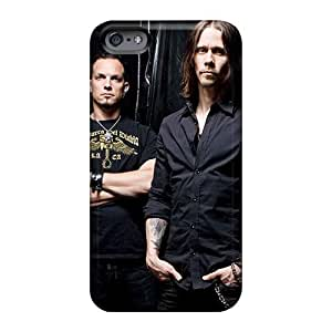 AaronBlanchette Iphone 6 Shock Absorbent Cell-phone Hard Cover Customized Trendy Papa Roach Pictures [nNu3882XELG]