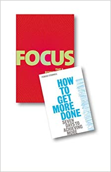 Focus/How to Get More Done Pack