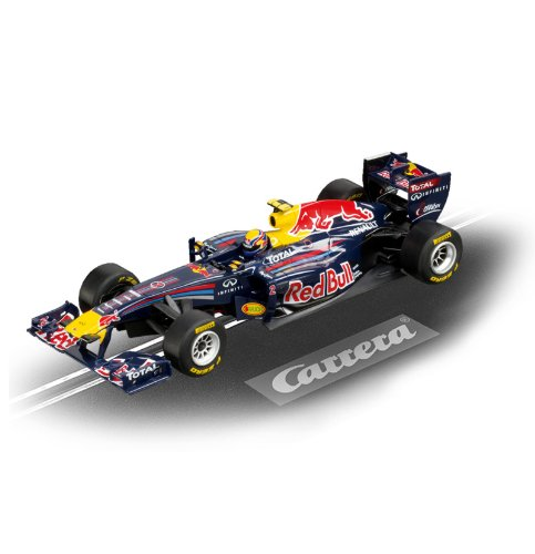 Carrera Digital 132 - 20030629 - Voiture Miniature et Circuit - Red Bull RB7 - Mark Webber - No.2