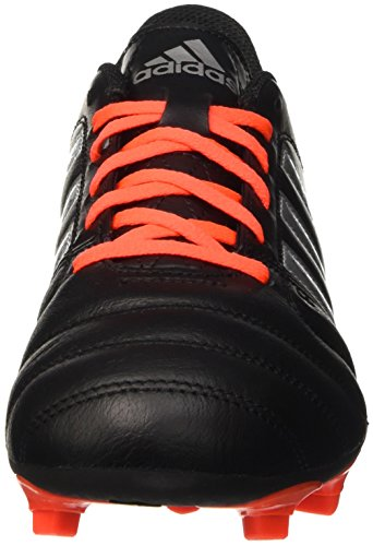 adidas Unisex Adults' Gloro 16.2 Fg Football Boots Black (Core Black/Silver Metallic/Solar Red) m0Y8h89