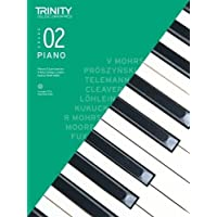 Trinity College London Piano Exam Pieces & Exercises 2018-2020. Grade 2 (with CD)