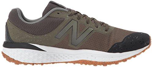 New Balance Mens Cushioning 620v2 Trail Running Shoe Military Dark Triumph Green/Foliage Green 4V55ROy5gf