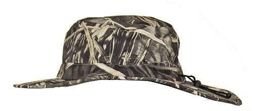 Frogg Toggs FTH103-56 Waterproof Boonie Hat, Realtree Max