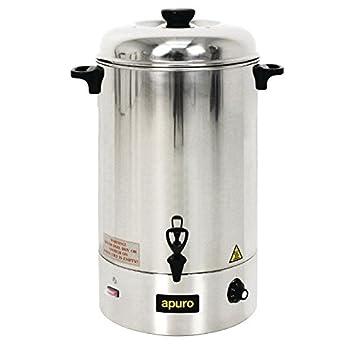 Calentador de agua, llenado manual 40L Buffalo Hervidor agua Buffalo. 40 litros. 2