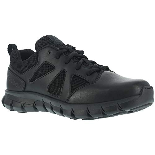 (Reebok Men's Sublite Cushion Tactical RB8105 Military & Tactical Boot, Black, 13 W US)