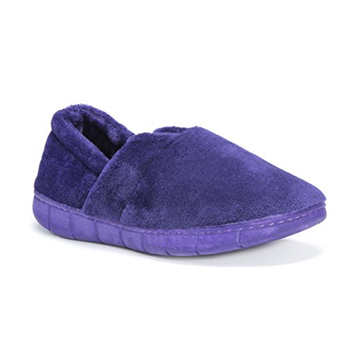Muk Slippers Maxine Purple Women's Luks AqwTtr8xA