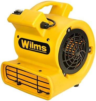 Wilms RV 550 ventilador radial ventilador de suelo con 3,150 m³ ...