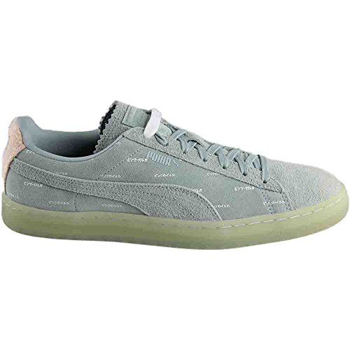 sale new arrival discount top quality PUMA 365031-02 Men Suede V2 Pink Dolphin Ether Caramel Cream Blue best seller cheap online cheap sale cheapest price outlet big discount pxOtYa