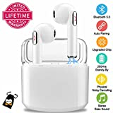 Best Ios Earbuds - Wireless Earbuds with Charging Case,Bluetooth Earbuds with Mic Review