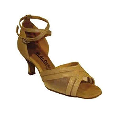 Open Toe Lat. X Tacco 2,5 (4 Colori: Nabuk Nero, Pelle Marrone, Pelle Oro, Pelle Argento) Pelle Marrone