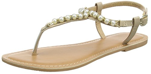 Womens Florence Pearl Open-Toe Sandals Dorothy Perkins R30kH