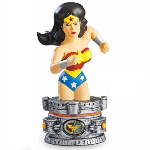 JLA - DC JUSTICE LEAGUE RESIN BUST WONDER Damen