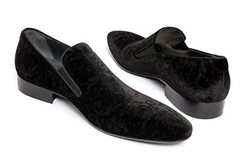 Giovanni Conti 2803-05 Zwarte Herenschoenen Voor Heren Zwart, Zwart