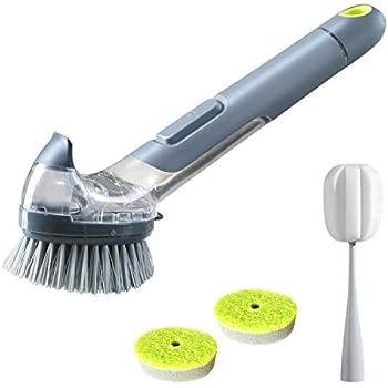 Amazon Com Oxo Good Grips Soap Dispensing Dish Brush