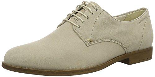 Vagabond Tay, Zapatos de Cordones Derby para Mujer Beige (toffee)