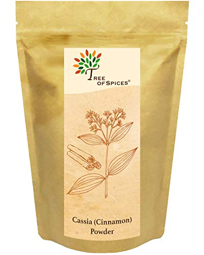 Tree of Spices - Ground Cinnamon / Cassia Powder - 200g (7.05oz)