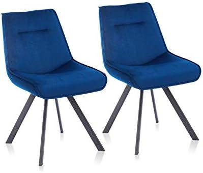 ARTOS Modern Velvet Dining Chair Upholstered
