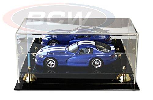 BCW 1-AD09 Acrylic 1:18 Scale Car Display - Die Cast NASCAR by BCW