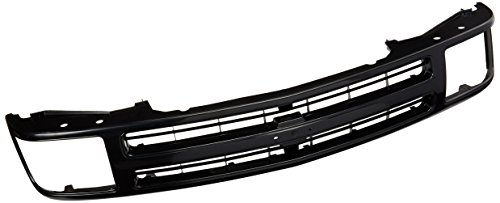 OE Replacement Chevrolet S10 Blazer Grille Assembly (Partslink Number GM1200388)