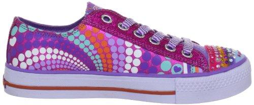 Skechers ShufflesHeart Sparks Mädchen Sneakers Pink (PMLT)