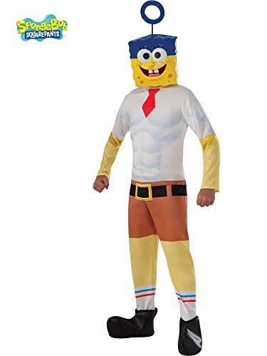 Rubie's Costume SpongeBob Movie Child Costume, Medium -