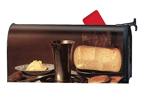 iacafaf Famous Still Life Artists Magnetic Mailbox Cover (Best Still Life Artists)