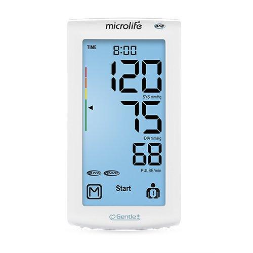 Mch - Tensiómetro brazo Microlife BP A7 Touch con detección de la Fibrilación Auricular Y pantalla táctil: Amazon.es: Salud y cuidado personal