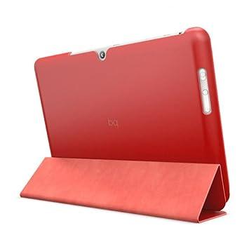 BQ E000426 - Funda Edison 3, Color Rojo