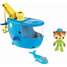 Fisher-Price Octonauts Gup C & Shellington Playset