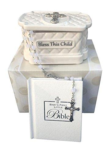 10 best christening bible white for 2019