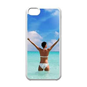 Protection Cover Hard Case Of Bikini Cell phone Case For Iphone 5C