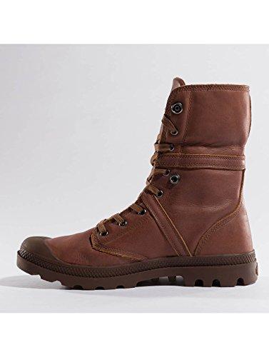 Pallabrouse Marrone Palladium Baggy Uomo L2 Boots Scarpe qwfzP