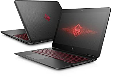 "HP OMEN 17.3"" FD IPS UWVA WLED-backlit Gaming Laptop, Intel Core i7-7700HQ up to 3.8GHz, 12GB DDR4, 1TB HDD + 128GB SSD, NVIDIA GeForce GTX 1050TI, 802.11ac, Bluetooth, Win 10 (Certified Refurbished)"