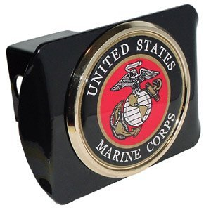 United States Marine Corps Hitch Cover Receiver