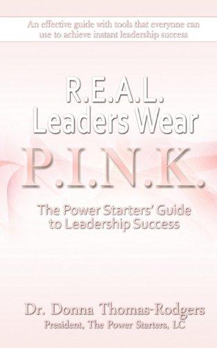 Real Leaders Wear Pink
