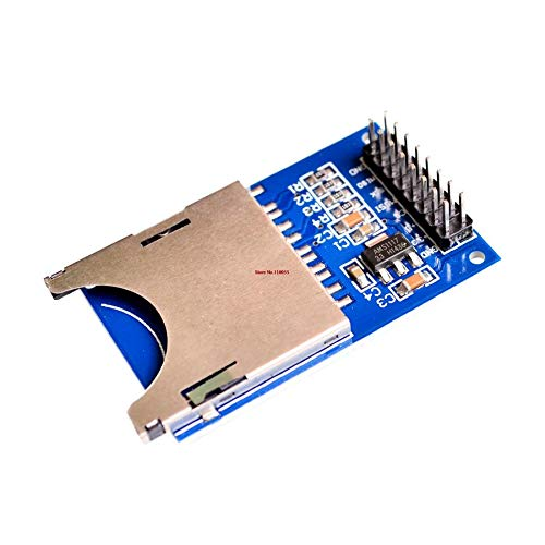 Reading and Writing Module SD Card Module Slot Socket Reader ARM MCU