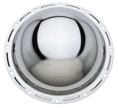 Trans-Dapt 9119 Chrome Differential Cover - Jeep Wagoneer Differential Cover