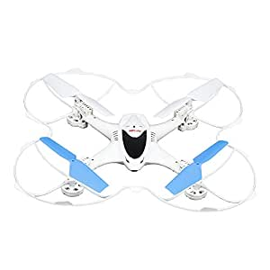 MJX X300C RC Drone con Cámara 360 ° El Protección Wifi FPV Cuadricóptero para iOS y Andro