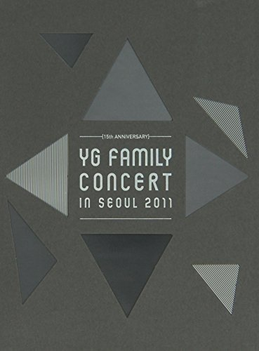 DVD : Yg Family Concert: In Seoul 2011 - Yg Family Concert: In Seoul 2011 (NTSC Format, Hong Kong - Import, 3PC, Oversize Item Split)
