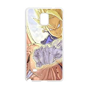 Dragon Ball Z Samsung Galaxy Note 4 Cell Phone Case White Gift xxy_9918675