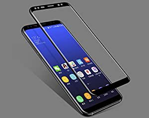 XIANDAN Galaxy S8 Plus Glass Screen Protector 2Pack Transparent26155e0625