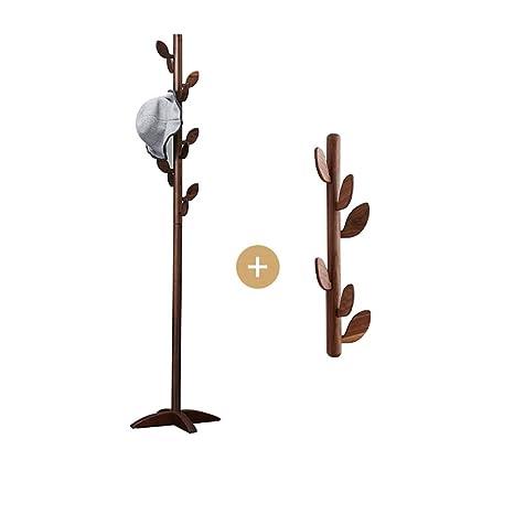 Amazon.com: Xyanzi - Perchero de madera para pasillo ...