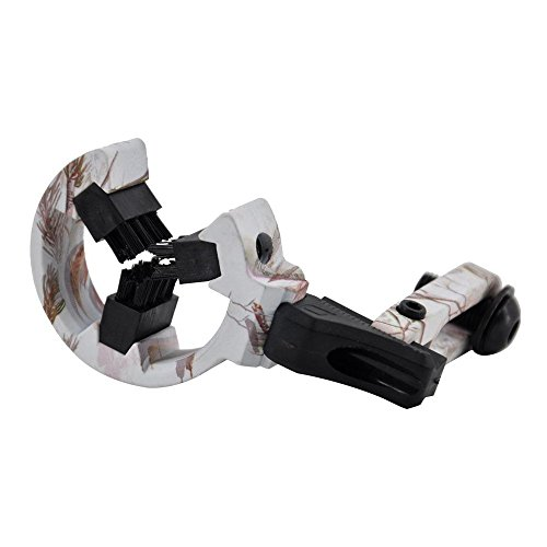Mosuch Arrow Rest for Compound Bow Hunting Brush Capture (Snow Camo)