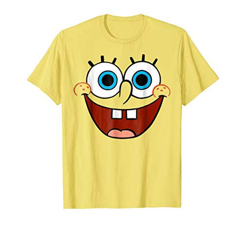 Spongebob SquarePants Large Smiling Face T-Shirt ()
