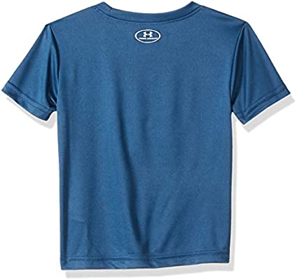 0ed5f20b3e9e Under Armour Boys' Toddler Attitude Ss Tee Shirt, Petrol Blue2 42 ...