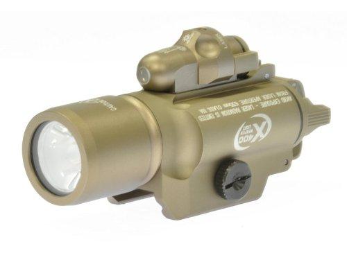 POT SureFire X400型 LEDウェポンライト (TAN) B00I5GS61Q