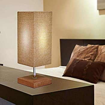 Modern Simple Square Minimalist Design Bedside Nightstand