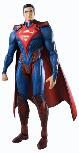 DC Comics Unlimited Injustice Superman Collector Action Figure
